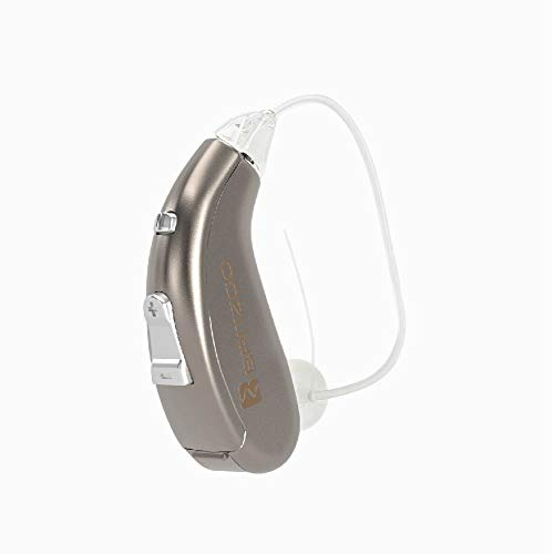 Hearing Amplifier with Digital Noise Cancelling - by Britzgo BHA-702S - 1 Year Warranty!! (Best Hearing Aids On The Market)