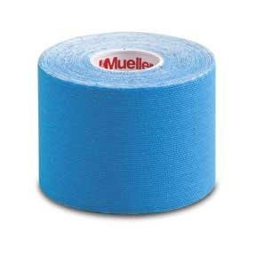 Mueller Blue Kinesiology Tape 2 inch - Box of 6 Rolls