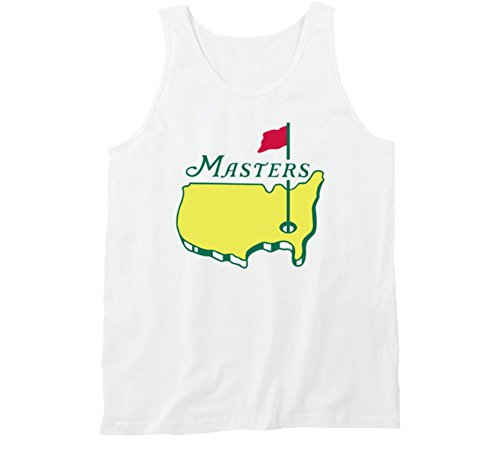 (Perfect Fit T Shirts Masters Tournament Augusta National Golf Tanktop White S)