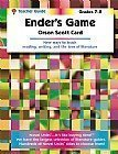 Ender's Game - Teacher Guide by Novel Units