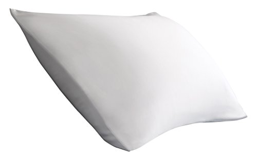 Spring Air 03388 300 Thread Count Cotton Dream Form Pillow with Microgel Down Alternative Fill, Standard/Queen/20