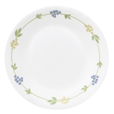 Livingware 6.75'' Secret Garden Bread and Butter Plate [Set of 6]