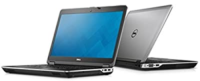 Dell Latitude E6440 Premium 14 Inch HD+ Business High Performance Premium Laptop (Intel Core i5-4300M up to 3.3GHz, 4GB RAM, 128GB SSD, DVD, WiFi, Windows 7 Professional ) (Certified Refurbished)