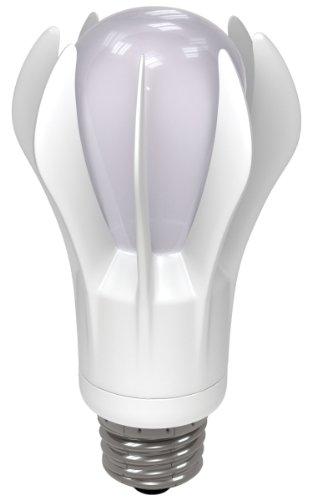 GE Lighting 65386 Energy Smart LED 13-Watt (60-watt replacement) 800-Lumen A19 Light Bulb with Medium Base, 1-Pack