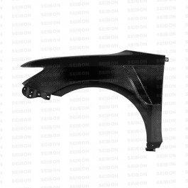 (Seibon Carbon Fiber Fenders for 2011-2012 Scion TC (10mm Wider) (Pair))