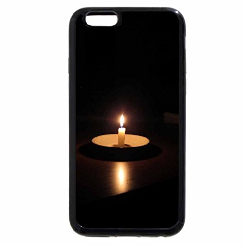 """iPhone 6S Case, iPhone 6 Case (Black & White) - The Miracle""""s Light"""