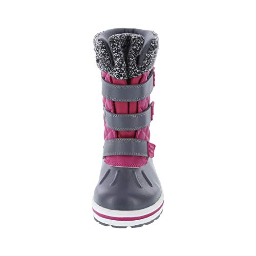 Pictures of Rugged Outback Raspberry Grey Girls' Toddler -30 177447120 2