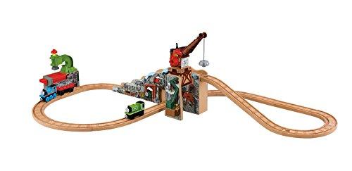 Fisher-Price Thomas & Friends Wooden Railway, Merrick and The Rock Crusher