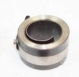 Stahlfeder Spiralfeder Typ 21. LITAO-XIE Lt-Feder 0,70 x 16 x 1800 mm 1 St/ück Konstantkraftfeder