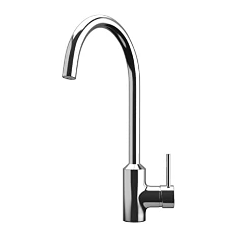 IKEA ringskar - Miscelatore monocomando da cucina, cromato: Amazon ...