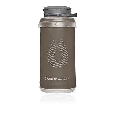 Hydro Pak - Hydrapak Stash Collapsible Bottle (1 Litre) - SS19 - One - Grey