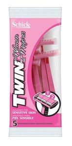 schick-twin-disposable-razor-for-women-5-ct
