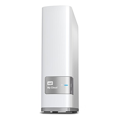 WD 3 TB My Cloud Personal Cloud Storage