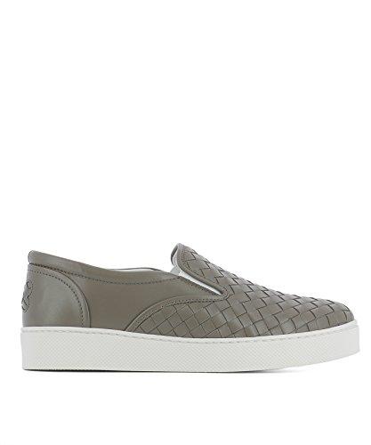 Skate Cuir 370760V00132905 Chaussures De Zanotti Giuseppe Femme Design Gris w7gn8aq