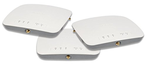 (NETGEAR ProSAFE WAC730 Business 3x3 Dual Band 802.11ac Wireless Access Point - 3 Pack Bundle (WAC730B03-100NAS))