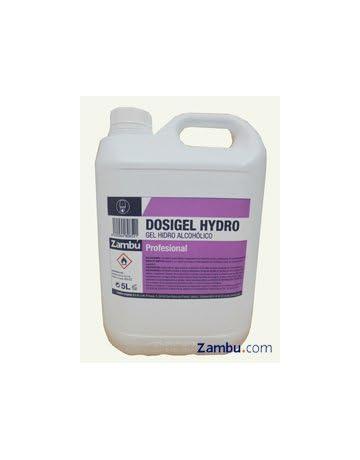 Gel Hidroalcoholico DOSIGEL HYDRO 5L (Caja 2 Garrafas)