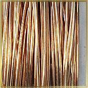 14kt Gold Jewelry Wire Soft Thin 30 Gauge 14k Qty=6