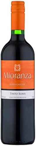 Vinho Mioranza Tinto Suave 750Ml