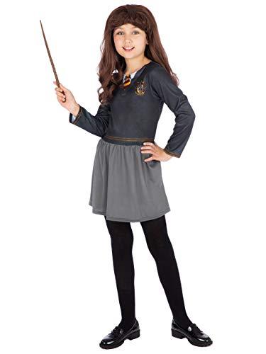 HARRY POTTER Disfraz Vestido para Niñas Hermione