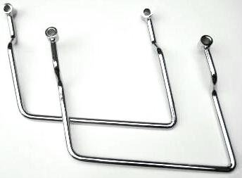 Saddlebag Supports for 06+ Suzuki M109 / - Suzuki Saddlebag Supports