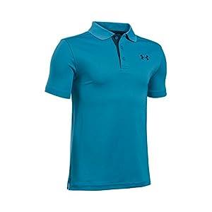 Under Armour Boys' Match Play Polo Shirt
