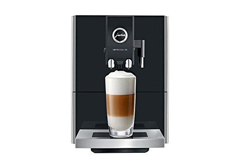 Jura A9 Super Fully Automatic Espresso Machine Coffee Espresso Capuccino Maker, Platinum (Jura Coffee Machine Cleaner)