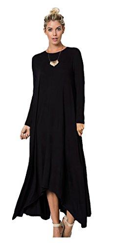 High Low Hem Dress - 4
