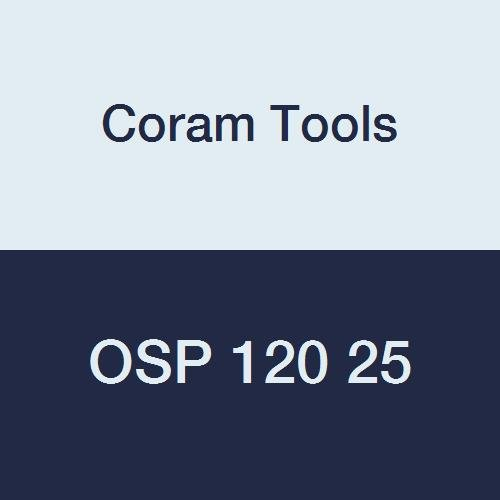 OSP 120 25 120 Grit Sand Paper, 25 Pack