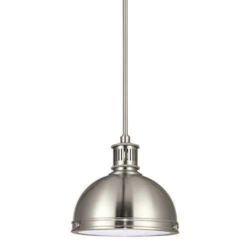 Convert Fluorescent Light To Pendant