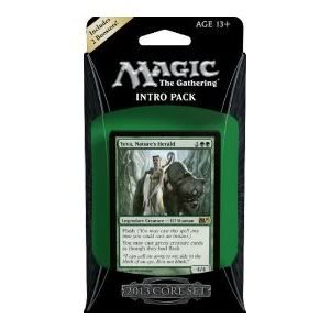 Toy / Game Green Creature Magic The Gathering M13: MTG: 2013 Core Set Intro Pack: Wild Rush Theme Deck