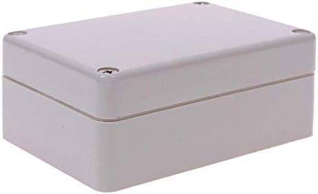5Pcs100x60x25mm DIY Plastic Electronic Project Box Enclosure Instrument Case MO