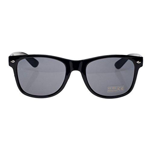 Black Lunette soleil Femme de Taille noir 4sold Noir universelle Black O8awS8