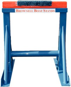 Photo Brownell Boat Stands BRB Boat Rack for Bow