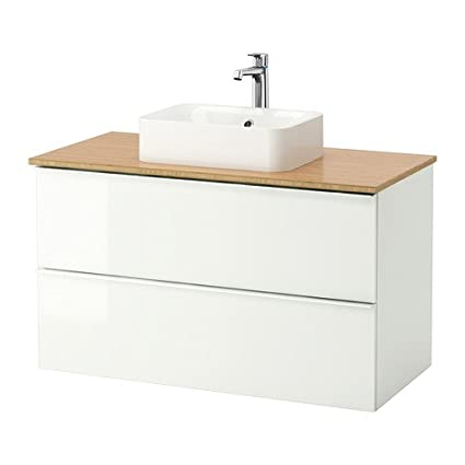 Amazon Com Ikea Cabinet Top 17 3 4x12 2 8 Sink High Gloss