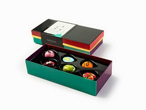 Kate Weiser Chocolate 6 piece Artist Collection