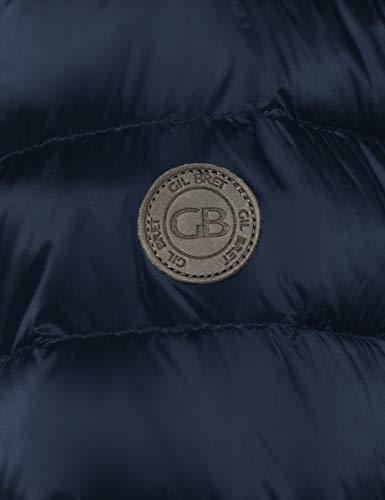 Blue Bret Blu Cappotto 8526 Donna Gil metalic OqwXSzX