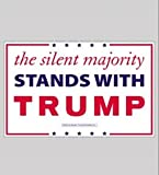 Silent-Majority-for-Trump-Rally-Sign-Donald-Trump-For-President-2016