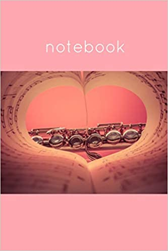Libro Epub Gratis Notebook: Flute Homework Book Notepad Notebook Composition And Journal Gratitude Diary
