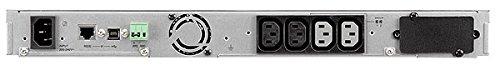 Eaton 5P650IR 1U Rack Uninterruptible Power Supply Grey
