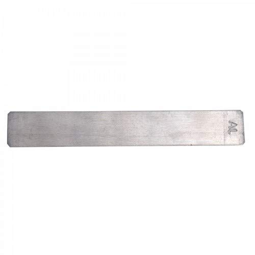 American Educational Products 7-504-1, Flat Aluminum Electrode, Pack of 500 pcs by American Educational Products (Image #1)