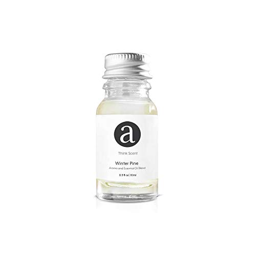 Winter Pine for Aroma Oil Scent Diffusers - 10 milliliter