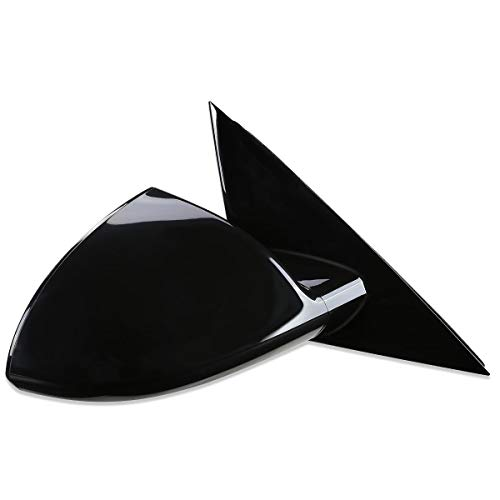 GM1321330 OE Style Powered+Heated Passenger/Right Side View Door Mirror for Chevy Impala Limited ()