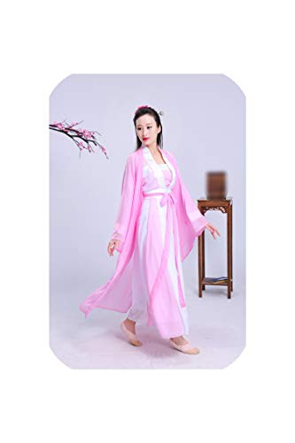 Tang China National Costumes Traditional Chinese Hanfu