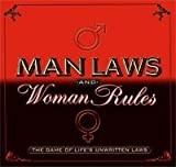 : Man Laws & Woman Rules Board Game