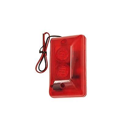 103 db alarma sirena de alerta Flasch emisor de señales LED ...