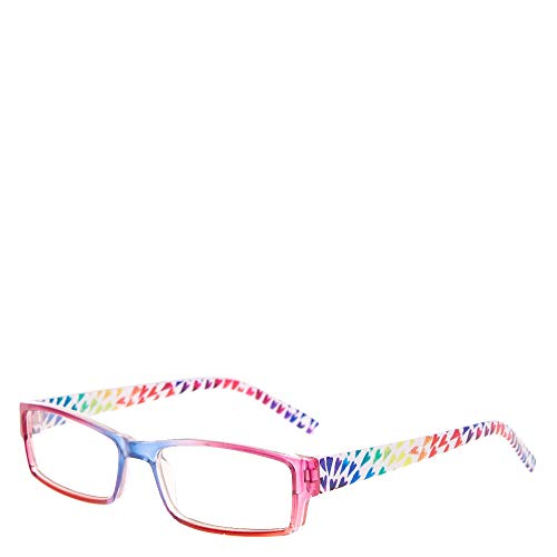 Claire's Club Girl's Rainbow Hearts Rectangle Frames