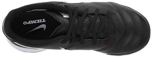 Tiempo Metallic Gold Turf Tf Jr Shoe Kids Black Soccer VI White Legend Nike UpAExPx