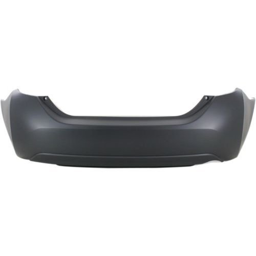 (Go-Parts OE Replacement for 2014-2016 Toyota Corolla Rear Bumper Cover 52159-03901 TO1100309 For Toyota Corolla)