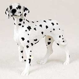Dog Figurine Dalmatian (Dalmatian - Figurine - Gift for Dog Lovers by Conversation Concepts)