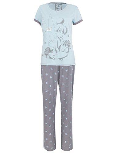 (Disney Tinkerbell Womens' Tinkerbell Pajamas)
